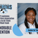 All-State Softball Team Honorable Mention