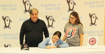 Senior to Play Collegiate Golf