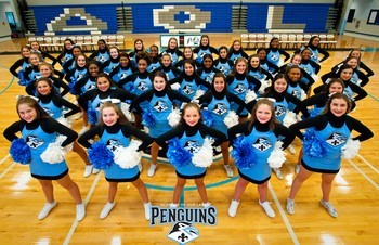 Penguin Cheer 2018-19