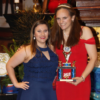 Key Club Receives Recognition at DCON