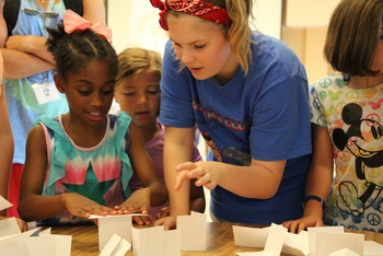 STEM Day at Summer Camp