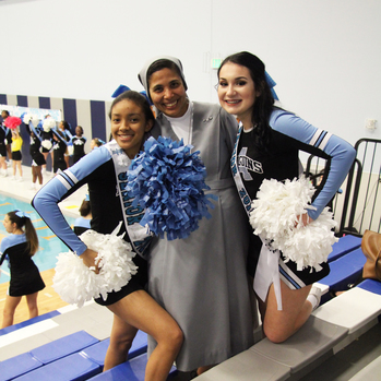 Basketball & Cheer Senior Night