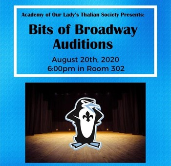 Bits of Broadway Auditions