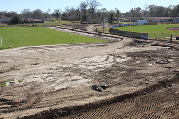 Track Construction Update