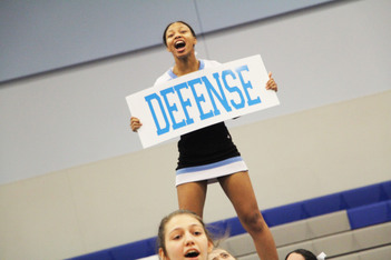 Penguin Cheer to NCA National Competition
