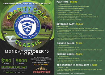 St. Andrew Charity Golf Classic