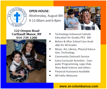 OPEN HOUSE EVENING SESSION