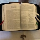 A look into the heart of Jesus: A Psalms at home retreat for Holy Week.