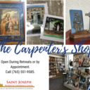 The Carpenter's Shop features Gifts from Diocesan Artists and More