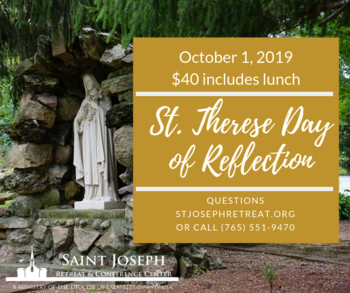 St. Therese Day of Reflection
