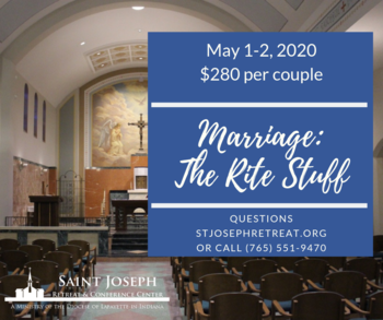 Marriage: The Rite Stuff