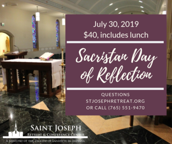 Sacristan Day of Reflection