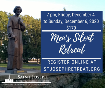Men's Silent Retreat--SOLD OUT!