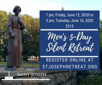 Men's Five Day Silent Retreat