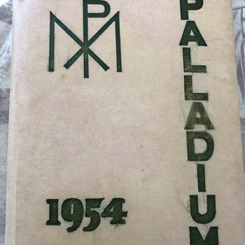 St. Joseph Academy Palladium yearbook collection connects us to our history
