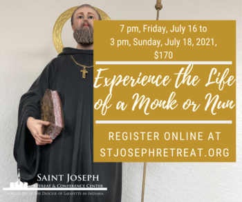 Experience the Life of a Monk or Nun, $170