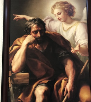 St. Joseph, Spouse of the Mother of God, Pray for Us!