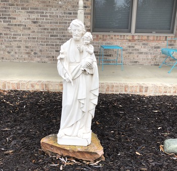 St. Joseph, Safeguard of Families, Pray for Us