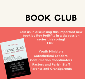 Book Club: Helping Teens with Stress, Anxiety and Depression