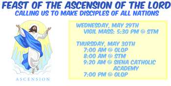 Ascension Mass