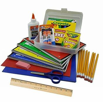 Back to School Supply Collection