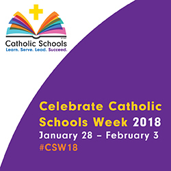 Catholic School Week Begins!