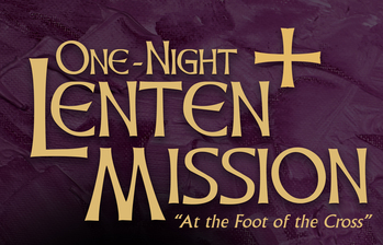 One-Night Lenten Mission
