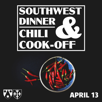 Southwest Dinner and Chili Cook-Off