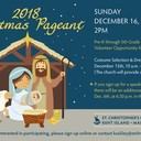 Christmas Pageant Signups