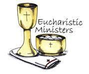Eucharistic Ministers Availability