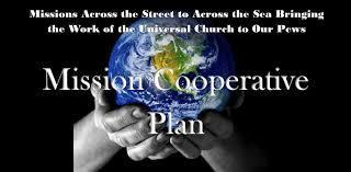 Mission Cooperative Plan