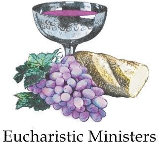 Eucharistic Minister Training
