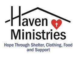 Haven Ministries Shelter Donations Needed