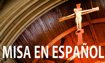 Spanish Mass (in Chapel)
