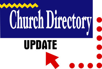 Parish Directory Update