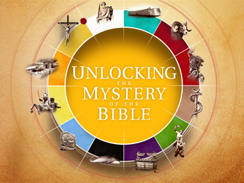 Adult Lenten Study - Unlocking the Mystery of the Bible