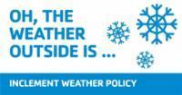 Religious Ed Inclement Weather Policy Reminder