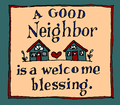 """LOVE OUR NEIGHBORS"""