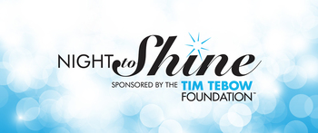 Calling all Night to Shine Volunteers!