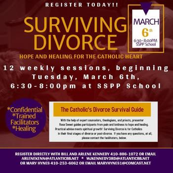 Surviving Divorce Seminar