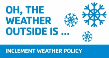 UPDATED Inclement Weather Policy