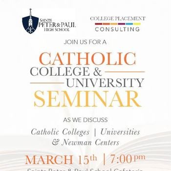 Catholic College & University Seminar