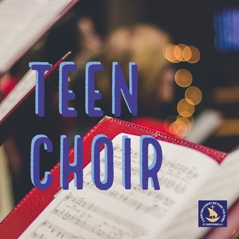 No Teen Choir Practice on Wednesday