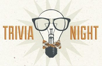Trivia Norm Sponsored by Knights of Columbus