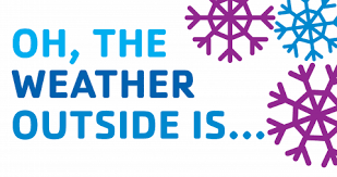 WEATHER UPDATE FOR JANUARY 13