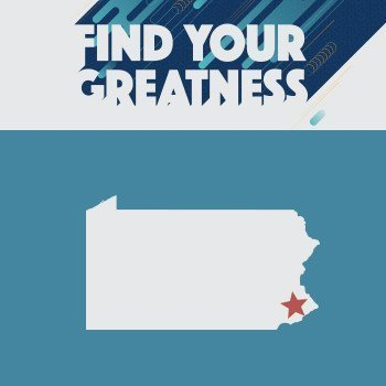 FIND YOUR GREATNESS - Dynamic Catholic event.