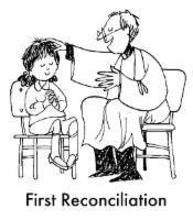 First Reconciliation Reminder