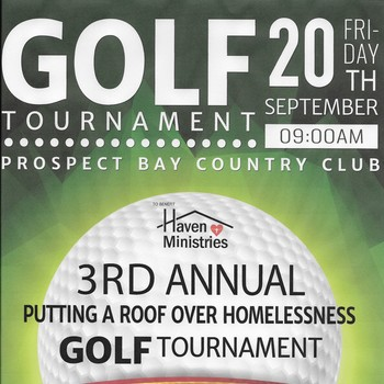 Haven Ministries Golf Tournament