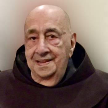 Death of Fr. Alexis Anania, OFM