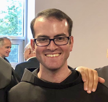 Br. Joshua Critchley Professed Solemn Vows